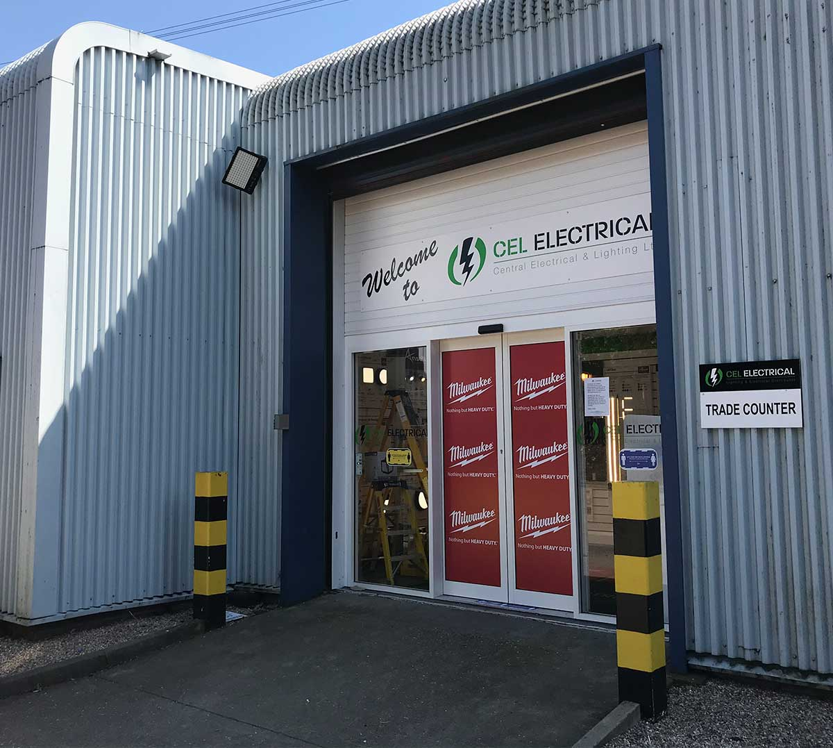 cel electrical birmingham gravelly industrial park