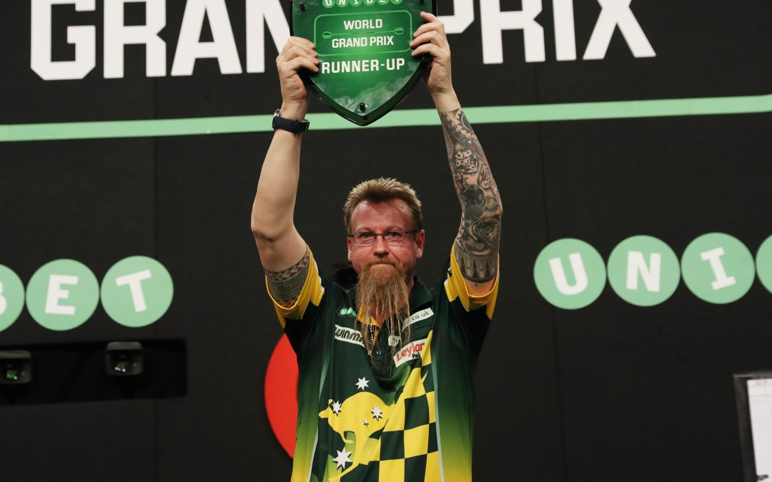 "Whitlock after Grand Prix Final Run: ""I'm getting back to where I belong."""