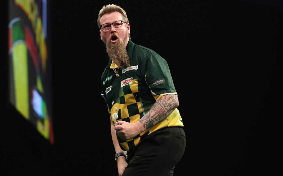 Whitlock starts 2019 campaign at Masters