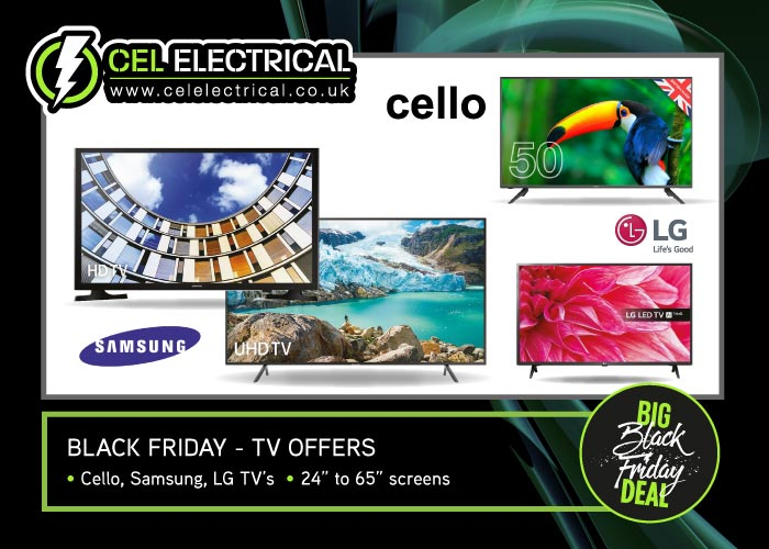 BLACK FRIDAY – LED TV OFFERS