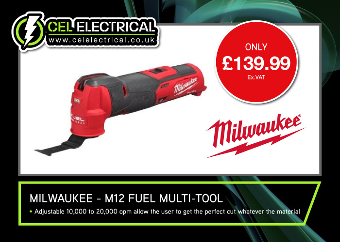Milwaukee – Multi Tool