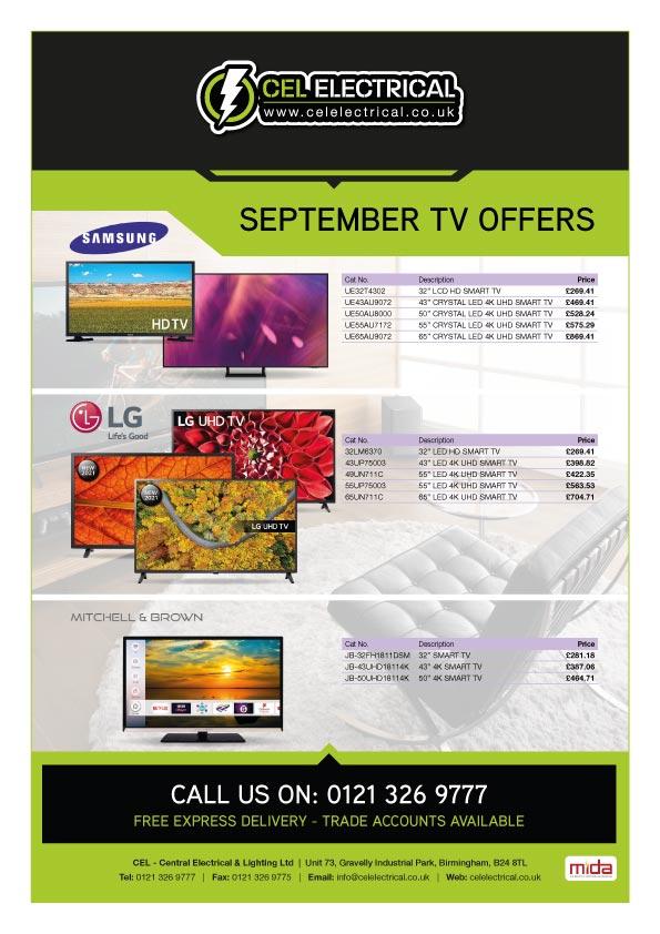 CEL-September-21-TV-Offers