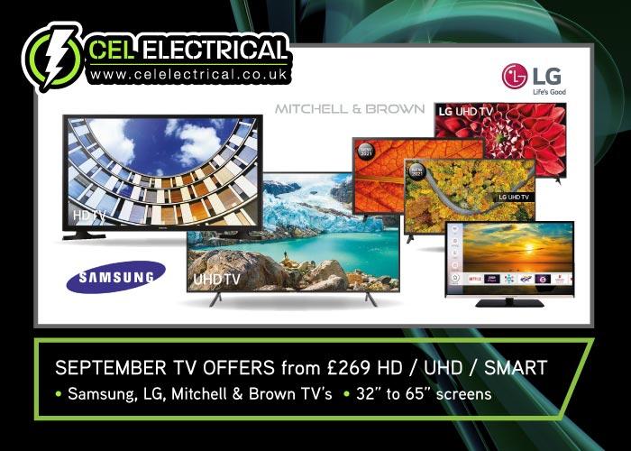 September TV Offers